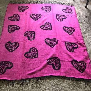 Victoria's Secret Bedding - Victoria's Secret Throw